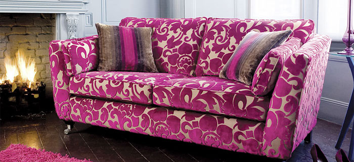 Raphael Sofa by Alstons