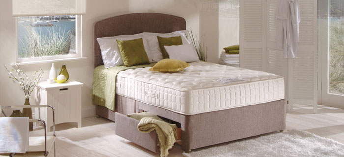 Napoli Pocket Mattress by Sealy