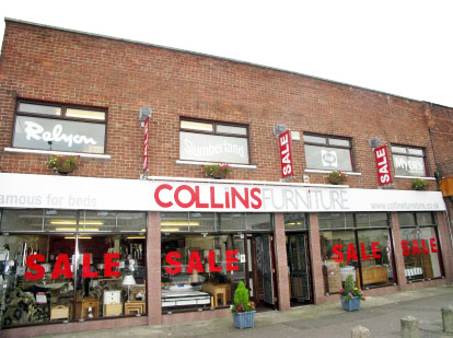 About Collins Furniture