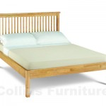 Atlantis natural low foot-end bedstead