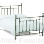 Imperial Brass Metal Bedstead