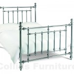 Imperial Nickel Metal Bedstead