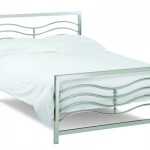 Revo Nickel Metal Bedstead