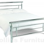 Sigma Nickel Metal Bedstead