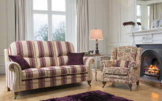 Burnham Large Sofa and Chair