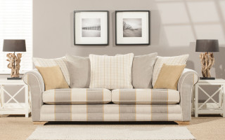 Newport grand sofa in 2238